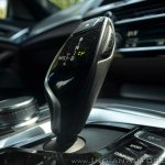 BMW 5-Series 530d review gear selector