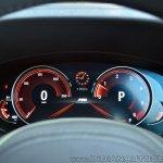 BMW 5-Series 530d review instrument console