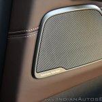BMW 5-Series 530d review speaker