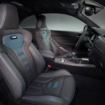 BMW M2 Competition front seats