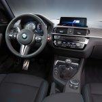 BMW M2 Competition interior dashboard