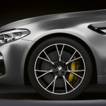 BMW M5 Competition wheel
