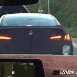 Facelifted Hyundai Elantra (Hyundai Avante) rear spy shot
