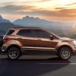Ford EcoSport S profile