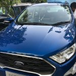 Ford EcoSport Titanium S front unofficial image