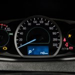 Ford Ka FreeStyle instrument panel