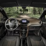 Ford Ka FreeStyle interior