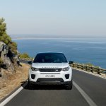 Land Rover Discovery Sport Landmark edition front