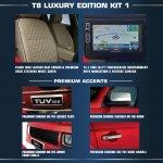 Mahindra TUV300 Luxury Edition Kit 1