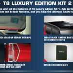 Mahindra TUV300 Luxury Edition Kit 2