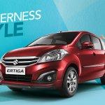 Maruti Ertiga limited edition relaunched
