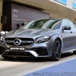 Mercedes-AMG E63 S 4MATIC+ launched in India