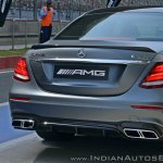 Mercedes-AMG E63 S 4MATIC+ rear