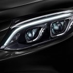 Mercedes-AMG GLE 43 4MATIC Coupe OrangeArt headlamp