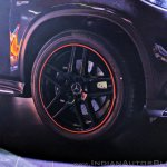 Mercedes-AMG GLE43 Coupe OrangeArt alloy wheel
