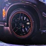 Mercedes-AMG GLE43 Coupe OrangeArt alloy wheel