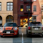New 2018 MINI 3-door and new 2018 MINI 5-door