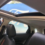 New Ford EcoSport Signature sunroof unofficial image
