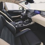 New Lexus NX Sport interior