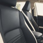 New Lexus NX Sport seats