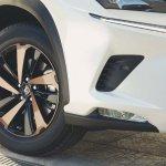 New Lexus NX Sport wheel