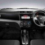 Perodua Bezza GXtra interior dashboard