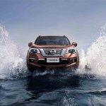 Philippine-spec Nissan Terra front