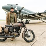 Royal Enfield Classic 500 Pegasus Limited Edition Service Brown UK launch
