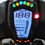 TVS Apache RR 310 Black detailed review instrument cluster sweep