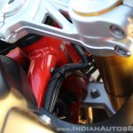 TVS Apache RR 310 Black detailed review wiring
