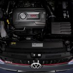 VW Golf GTI TCR Concept engine