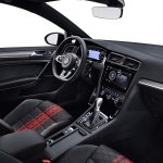 VW Golf GTI TCR Concept interior