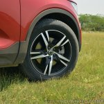Volvo XC40 review alloy