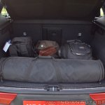 Volvo XC40 review boot space
