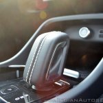 Volvo XC40 review gear selector