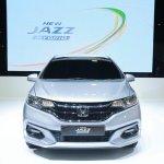 2017 Honda Jazz Hybrid front
