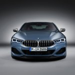2018 BMW 8 Series Coupe front