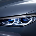 2018 BMW 8 Series Coupe headlamp