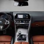 2018 BMW 8 Series Coupe interior dashboard