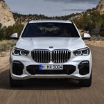 2018 BMW X5 (BMW G05) front dynamic leaked image