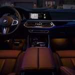 2018 BMW X5 (BMW G05) interior dashboard leaked image