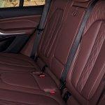 2018 BMW X5 (BMW G05) rear seats leaked image