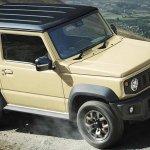 2019 Suzuki Jimny Sierra