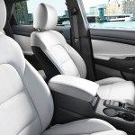 2019 Hyundai Tucson (facelift) front seats