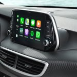 2019 Hyundai Tucson (facelift) infotainment system