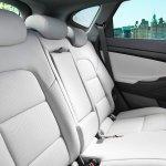 2019 Hyundai Tucson (facelift) rear seats
