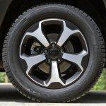 2019 Jeep Renegade Trailhawk alloy