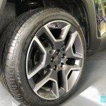 2019 Jeep Renegade facelift alloys