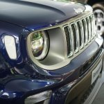 2019 Jeep Renegade facelift nose