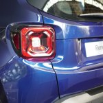 2019 Jeep Renegade facelift tail light